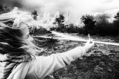Bańki porwał wiatr