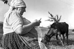 Krystyna-Lyczywek-Istebna-1964r