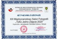 277 Tylko Jedno Zdjęcie - Jarosław